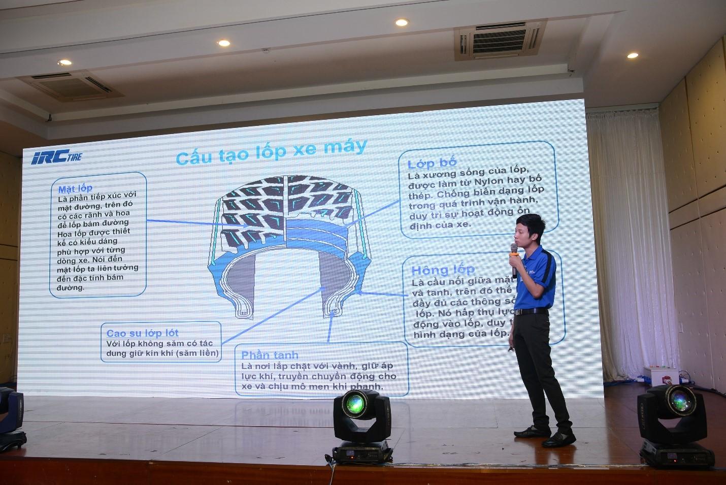 IRC Việt Nam tổ chức Hội thảo kỹ thuật – Tri ân khách hàng tại Cần Thơ