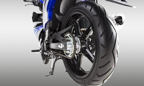 Có được lắp lốp không sử dụng săm vào vành dùng cho lốp có sử dụng săm không?
